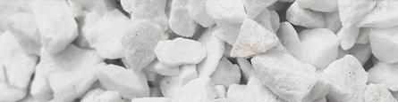 Kamień ogrodowy Gres biały