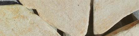 Kamień ogrodowy otoczaki złote